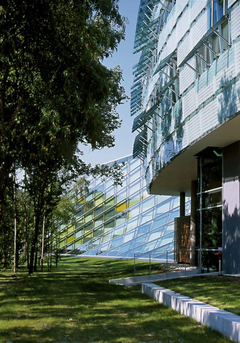 Bürogebäude LSV Landshut