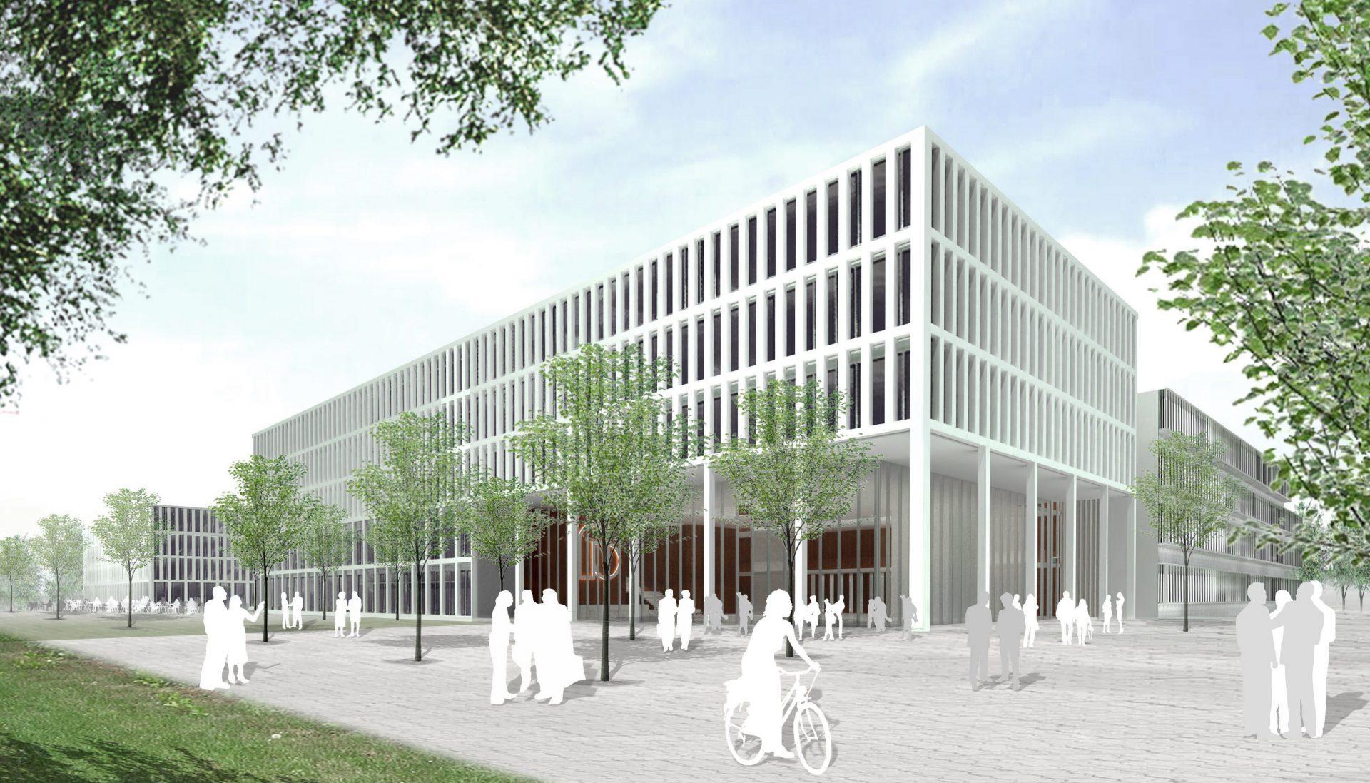Campus Fachhochschule Bielefeld