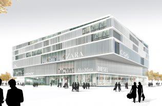 Wohn- und Geschäftshaus am Alex Berlin