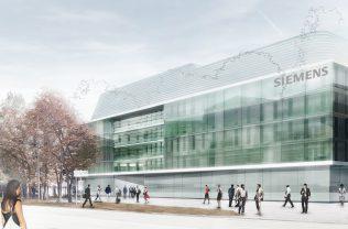 Siemens Headquarters München