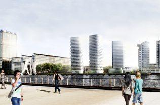 Hotel und Wohnen an der Spree Berlin