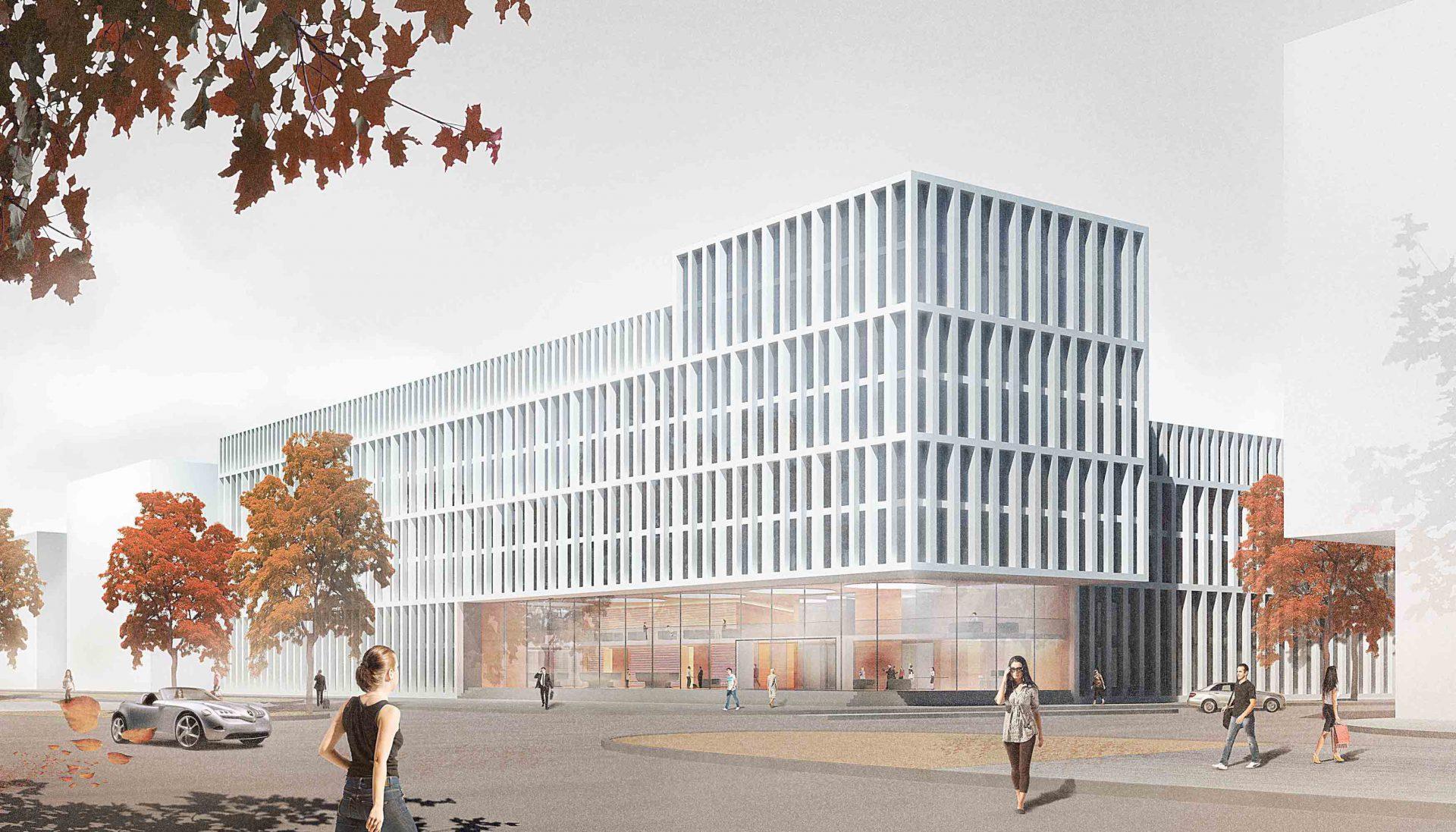 KVBW Hauptverwaltung Karlsruhe