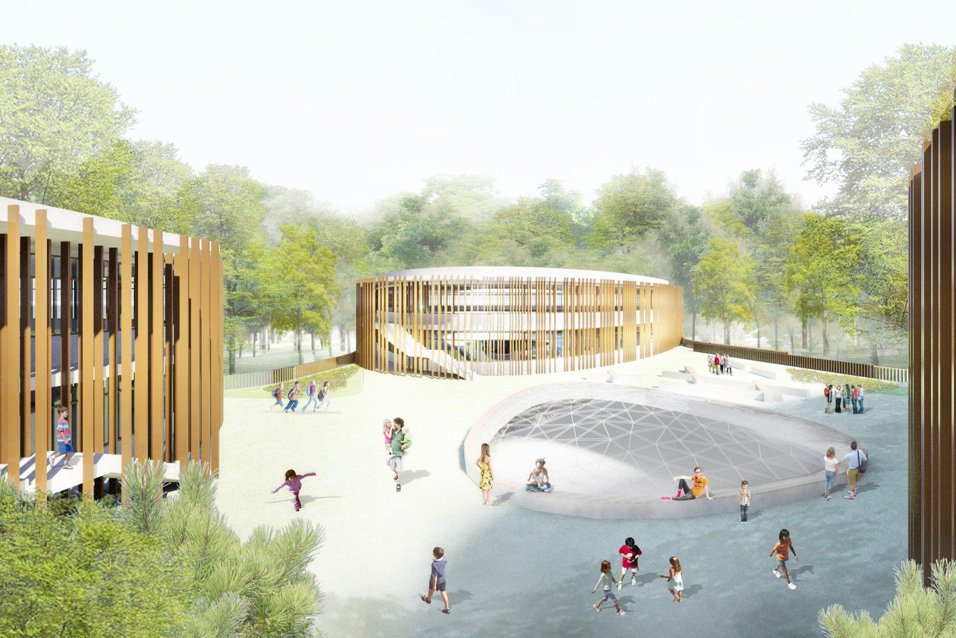 Gustav-Heinemann-Gesamtschule Essen