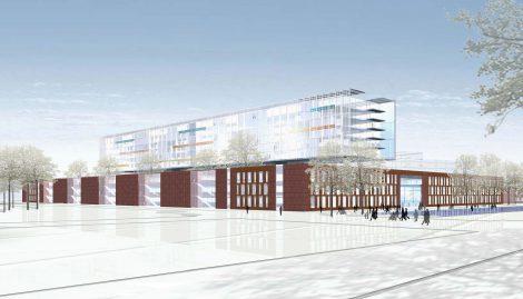 Klinikneubau UKK Hamburg-Eppendorf