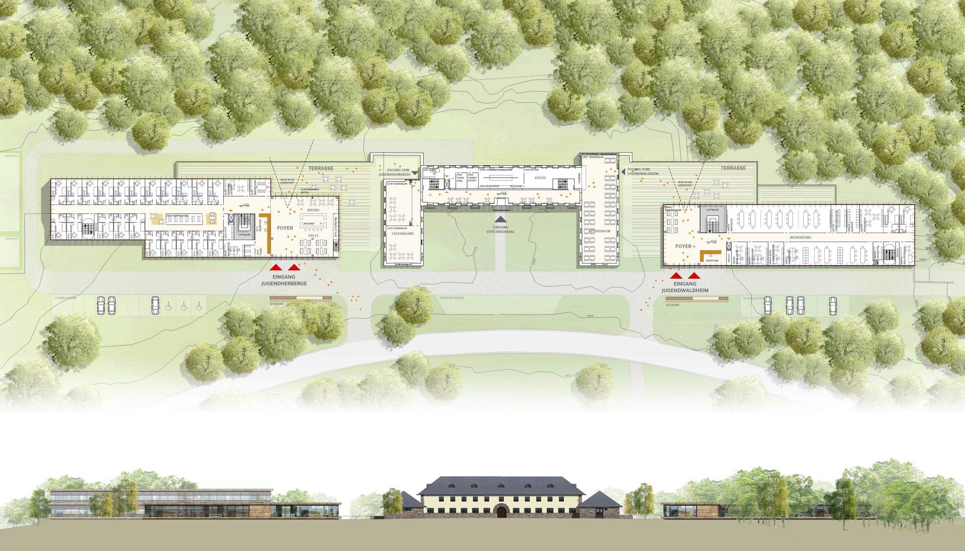 Jugend-Campus Schleiden-Vogelsang