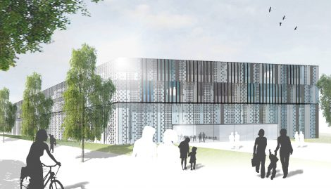 Zentrum für Photovoltaik Berlin-Adlershof