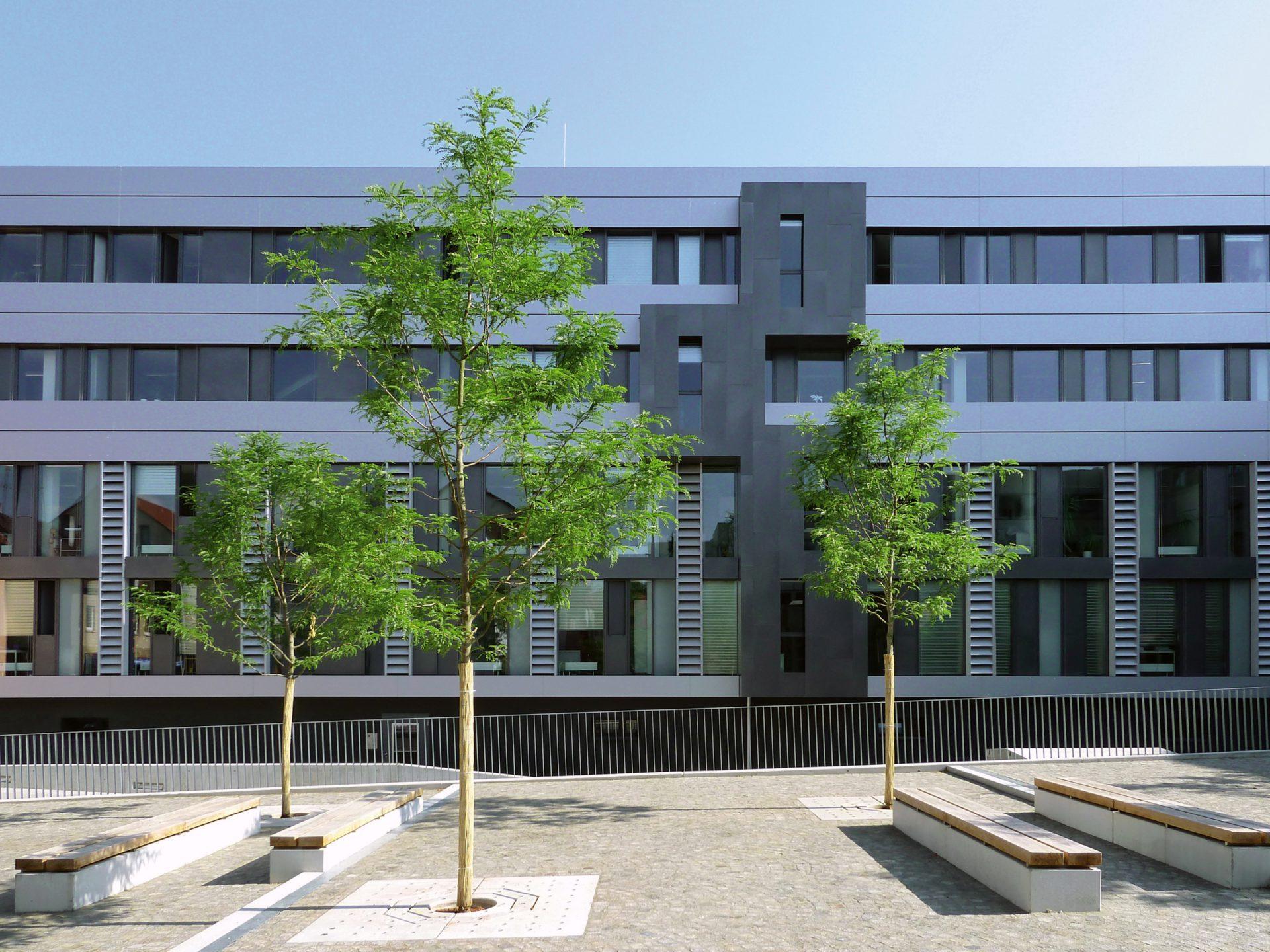 Erweiterung Landratsamt Heilbronn