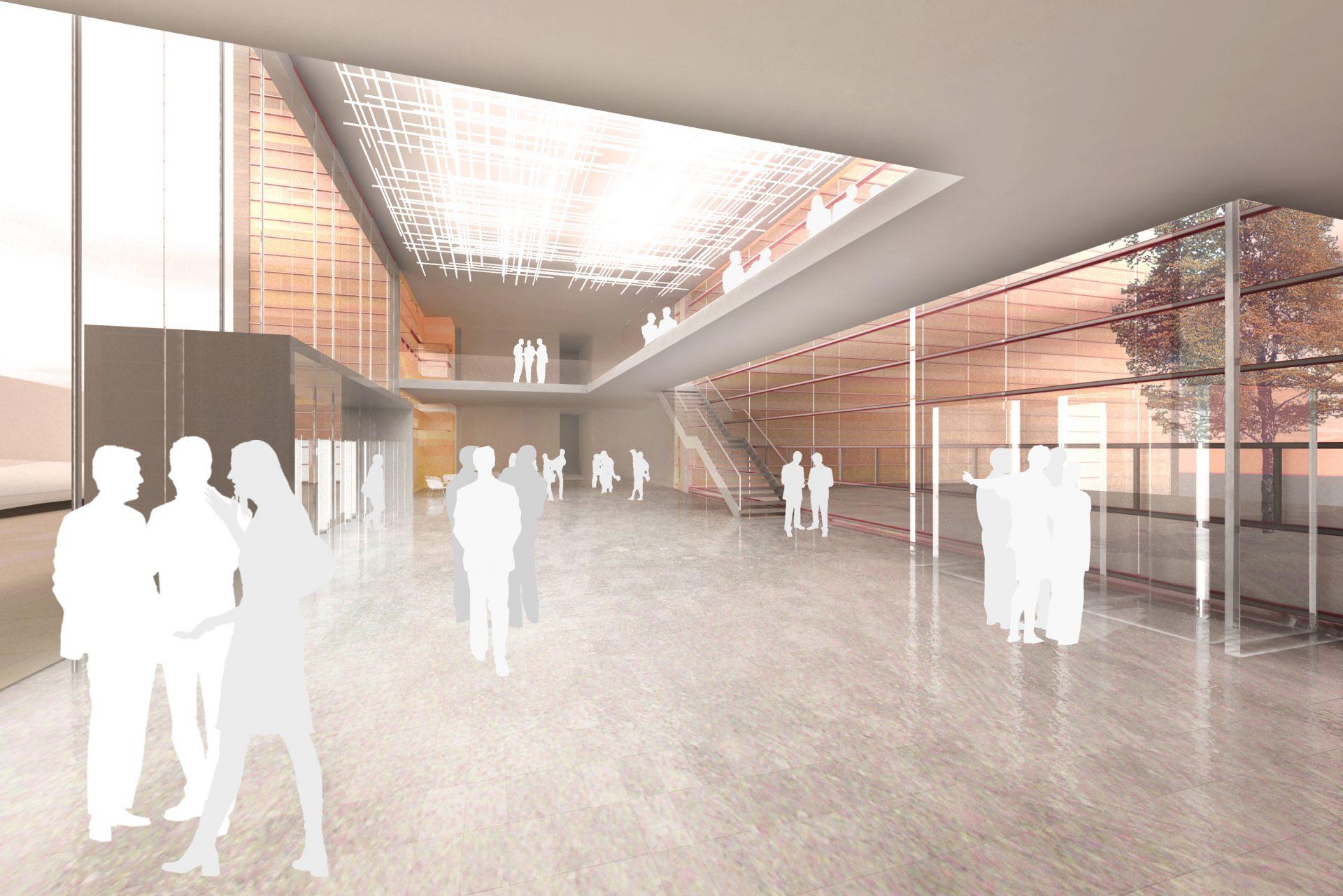 Bergische Universität Wuppertal – Ersatzbau