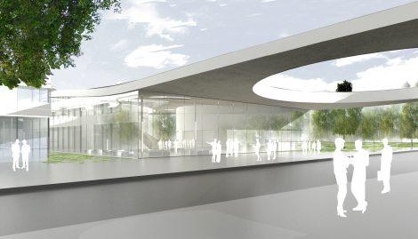 ESOC Besucherzentrum Darmstadt