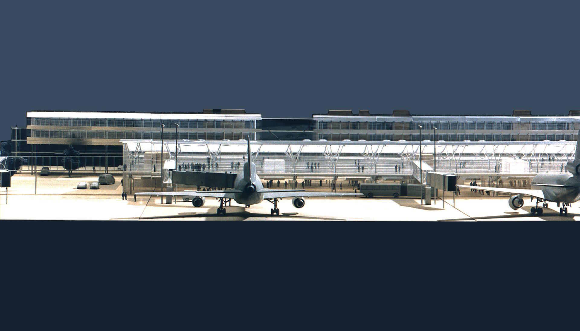Terminal West - Flughafen Berlin-Schönefeld