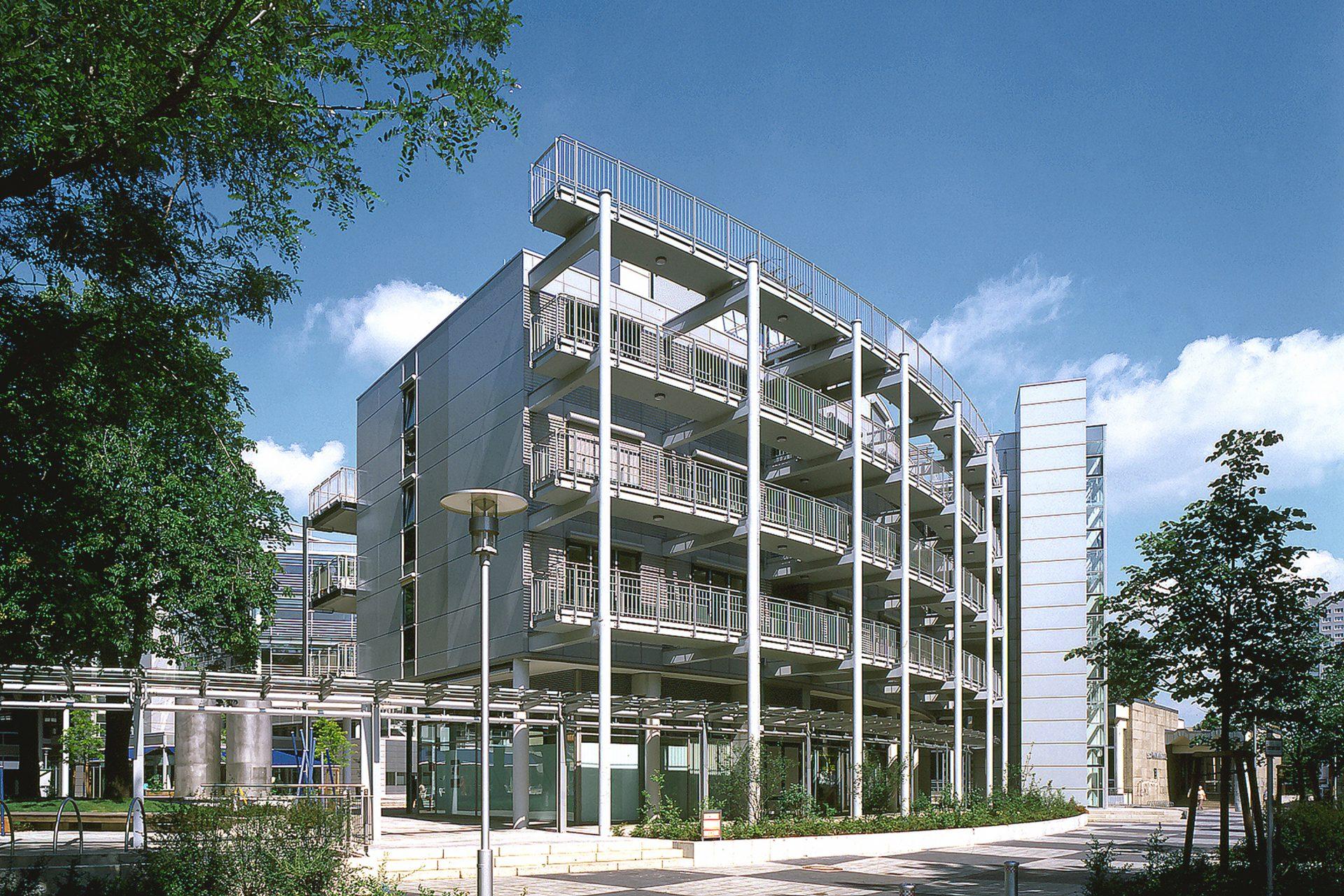 Stadtteilzentrum Storkower Bogen Berlin