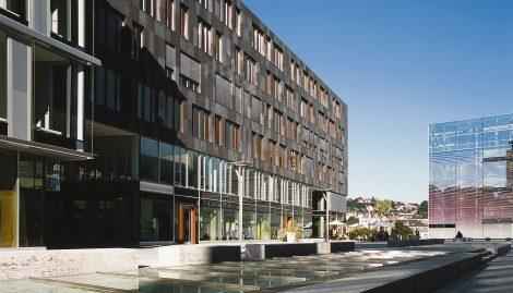 Büro- und Geschäftshaus SCALA Stuttgart