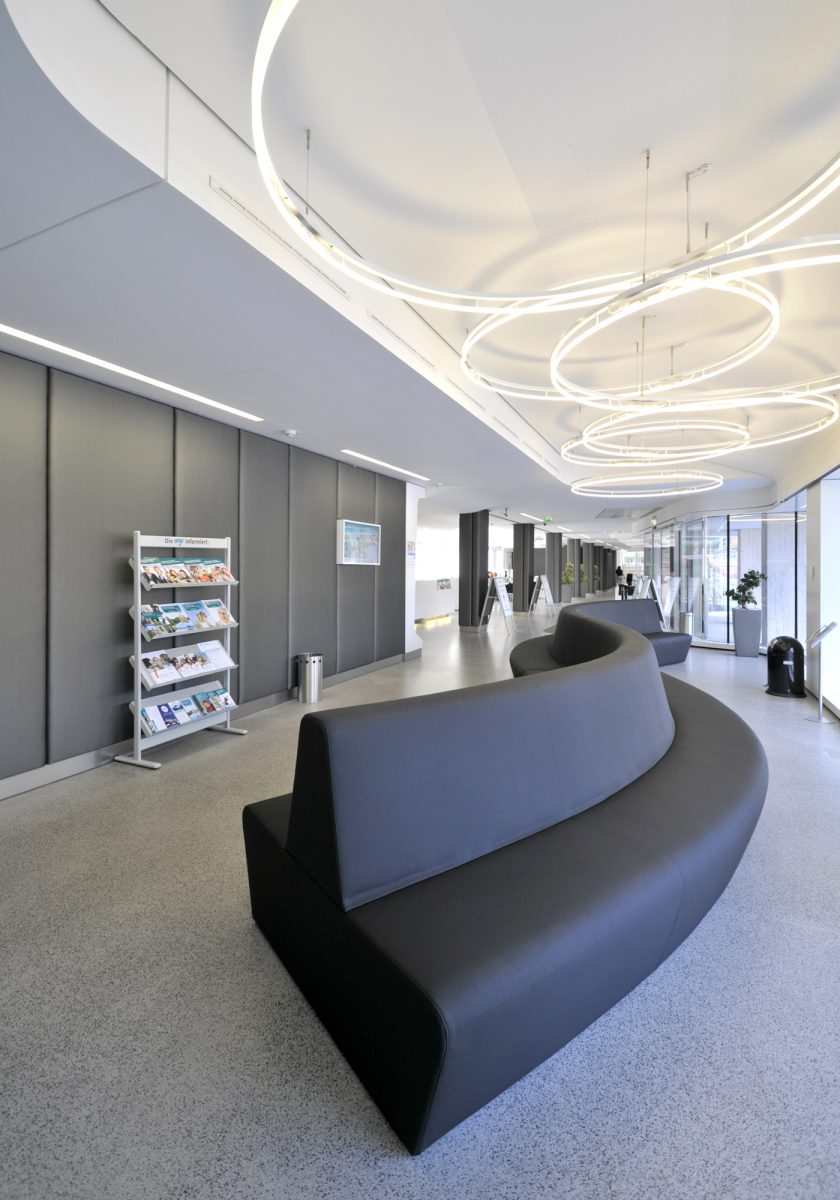 Bürogebäude wgv 1. BA Stuttgart