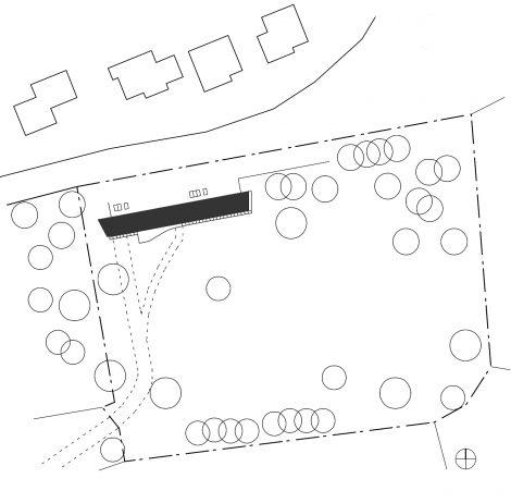 Wohnhaus Laichingen Lageplan