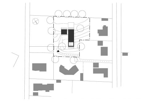 Wohnhaus Bad Godesberg Lageplan