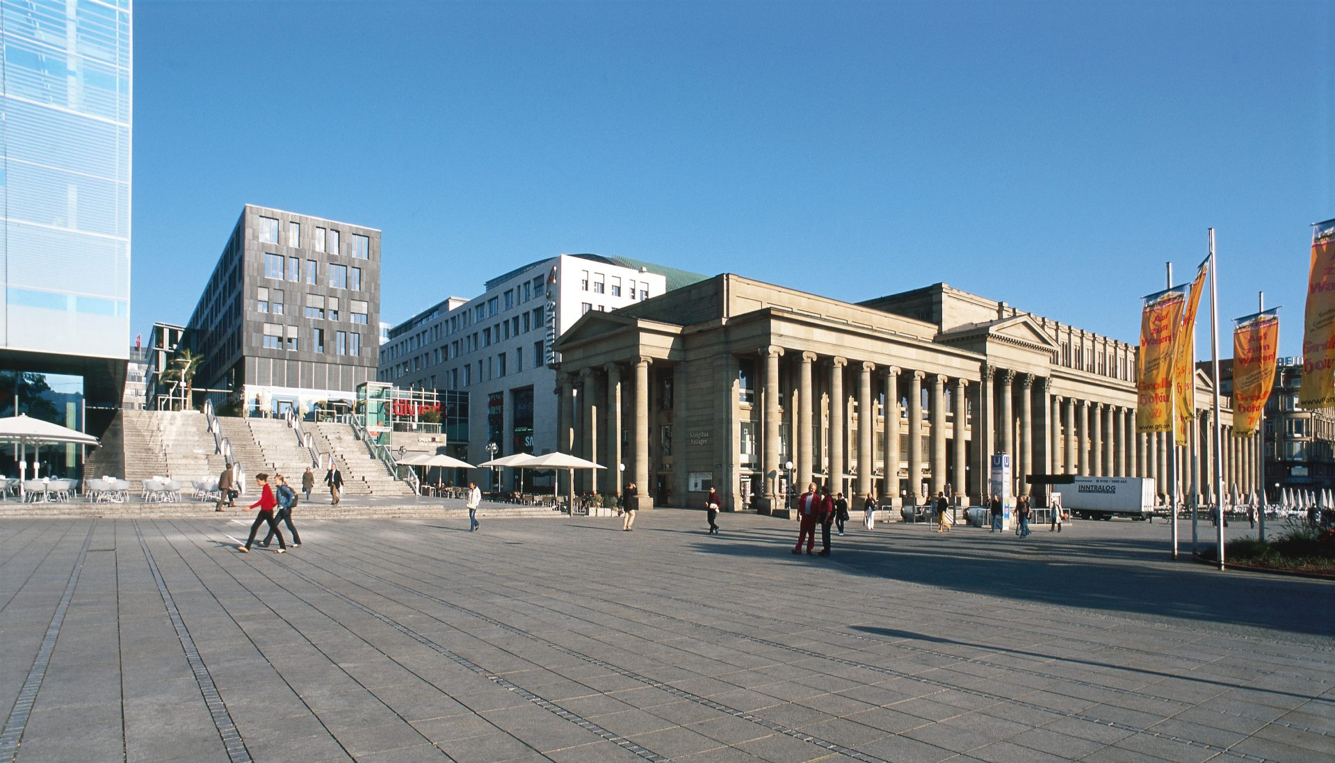 Königsbau Passagen Stuttgart