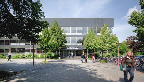 Sanierung Hörsaal Universität Marburg