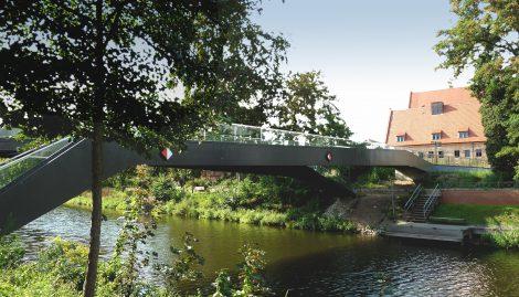 Paulibrücke Brandenburg an der Havel