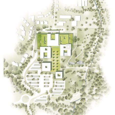 Rems-Murr-Kliniken Winnenden Lageplan