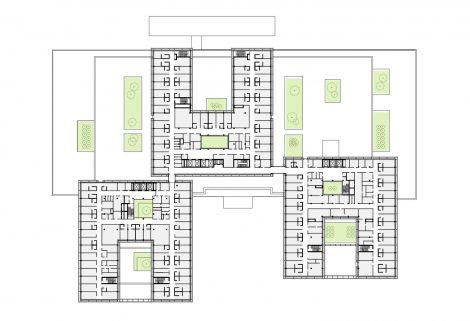 Rems-Murr-Kliniken Winnenden Ebene 2