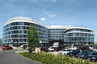Skyloop – EY Headquarters Stuttgart
