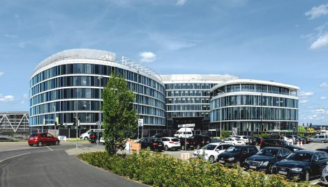 Skyloop – EY Headquarters Stuttgart