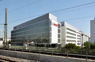 BOSCH Zentrum am Feuerbach Stuttgart
