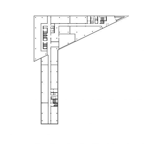 Büro- und Geschäftshaus SCALA Stuttgart Ebene 1