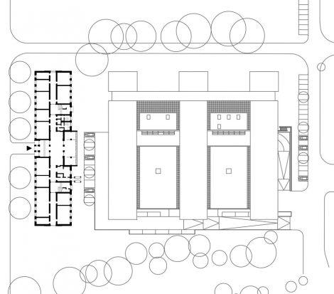 pct Gründerzentrum Potsdam 1. BA Ebene 0