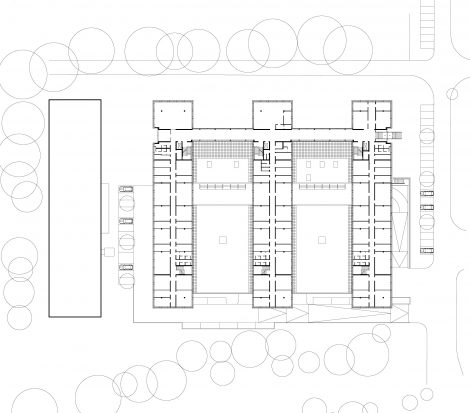 pct Gründerzentrum Potsdam 2. BA Ebene 1