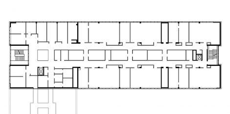 TRC Universitätsklinikum Erlangen Ebene 1