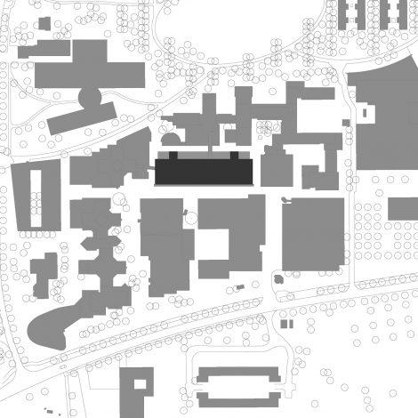 IGB und IPA Fraunhofer-Institut Stuttgart Lageplan