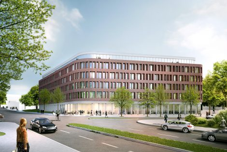 WSW Bürogebäude Wuppertal
