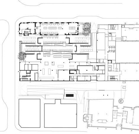 Bürogebäude wgv 2. BA Stuttgart Ebene 0