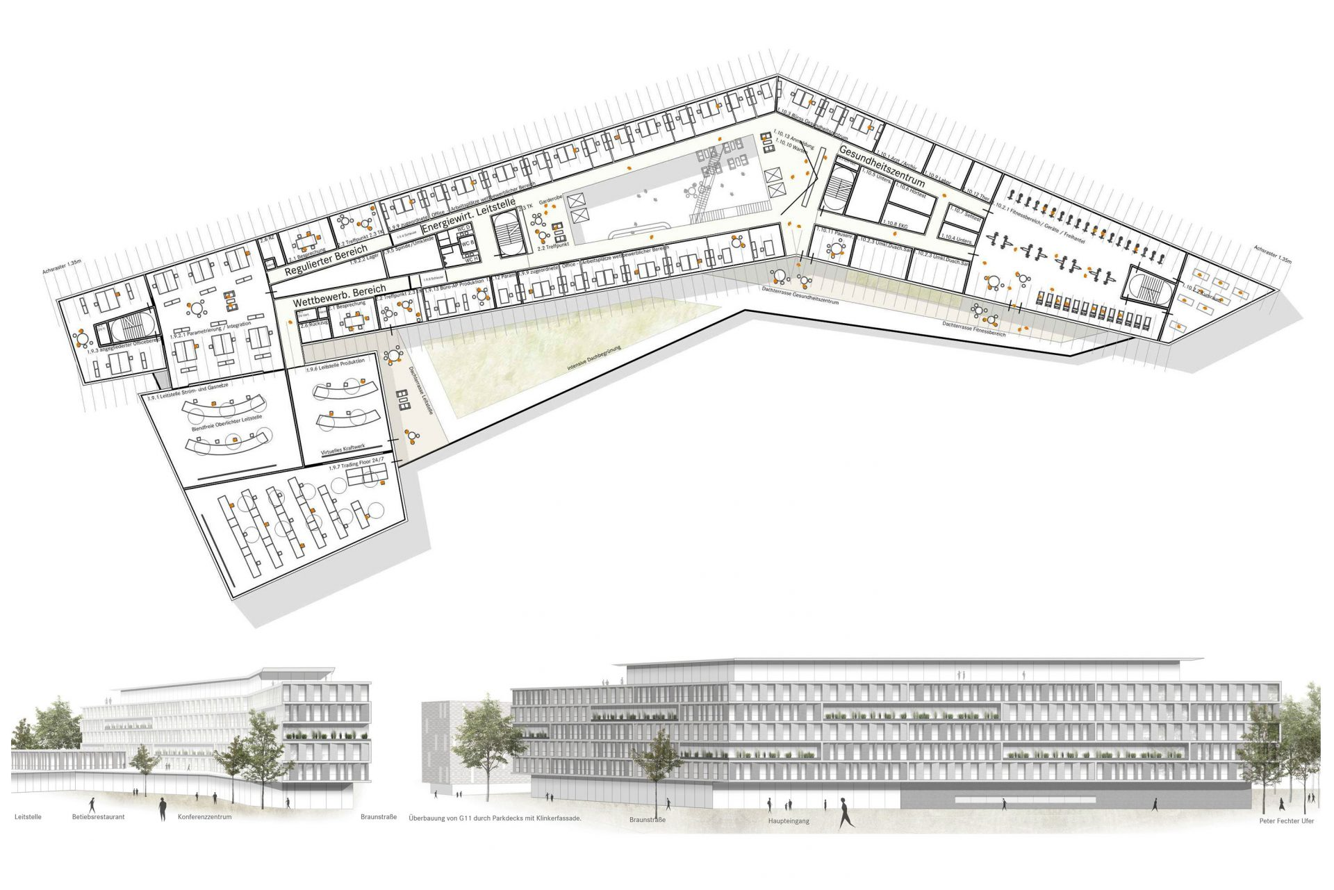 iZWO Neubau Standort Glocksee Hannover
