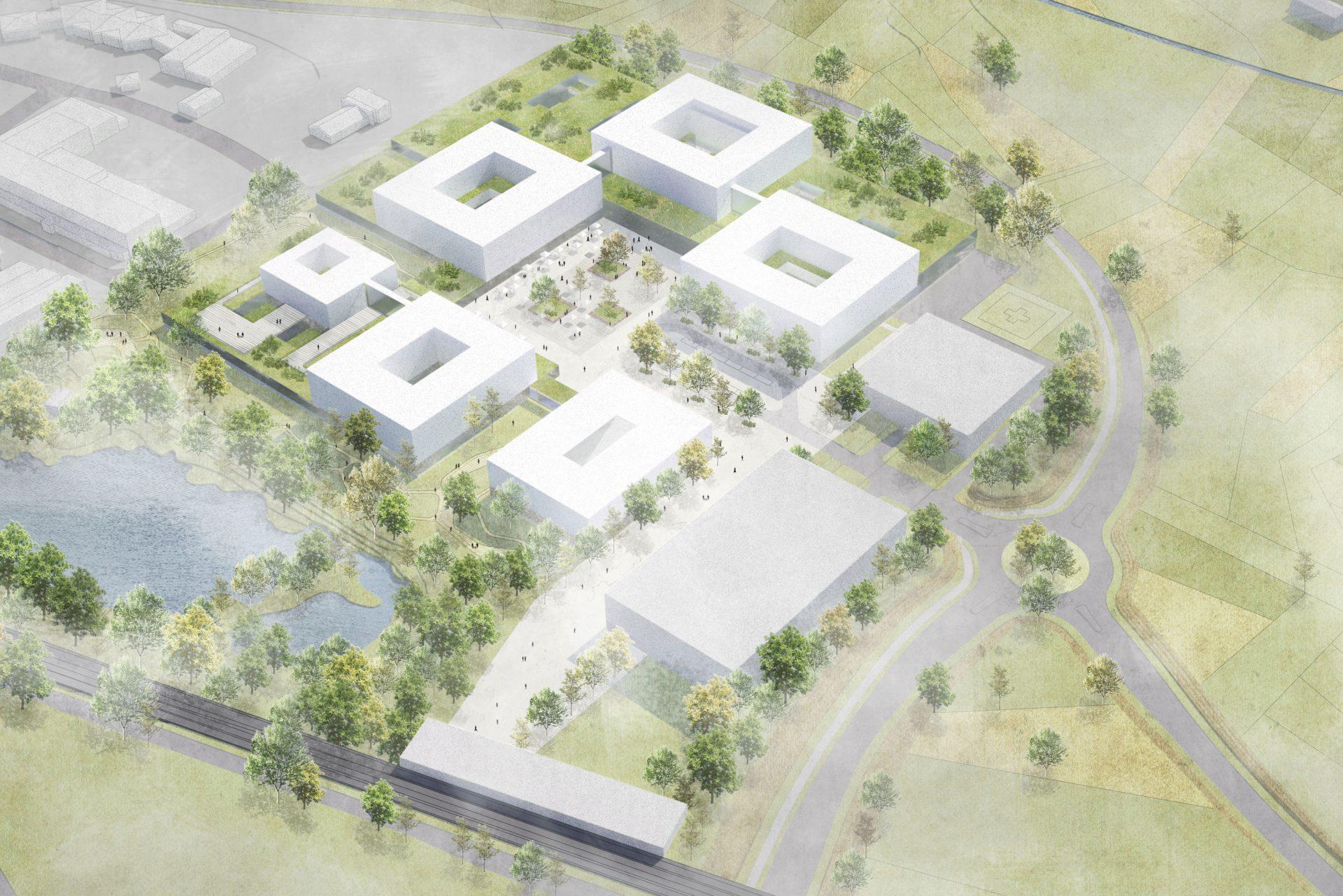Campus Zentralklinikum Lörrach