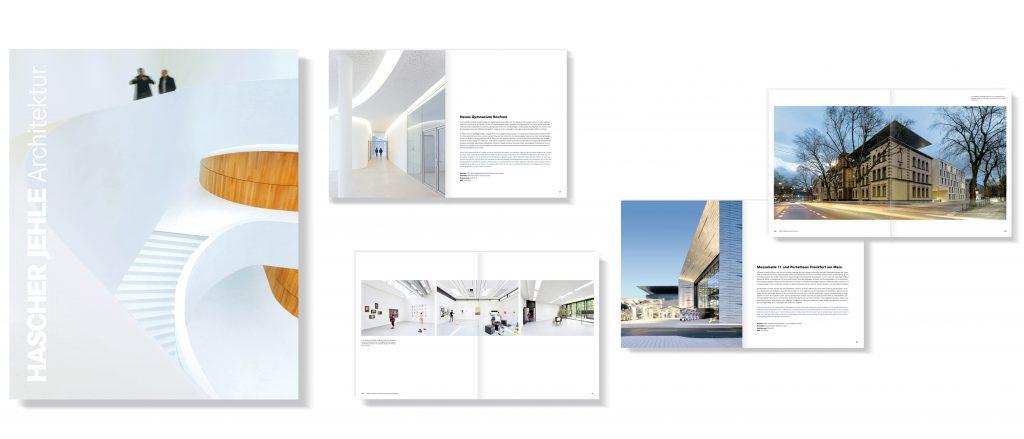 HASCHER JEHLE Architektur Bauten aus 25 Jahren