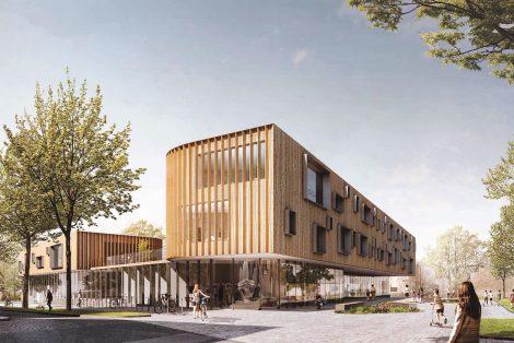 Heinrich-Hoffmann-Grundschule mit Kita Darmstadt
