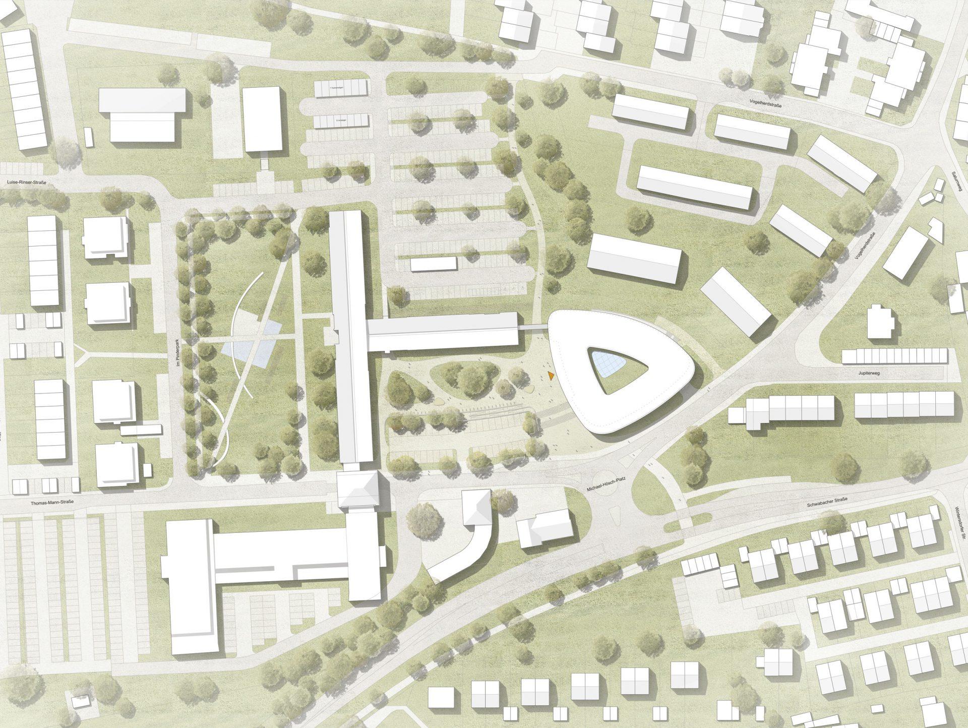 Erweiterung Landratsamt Fürth