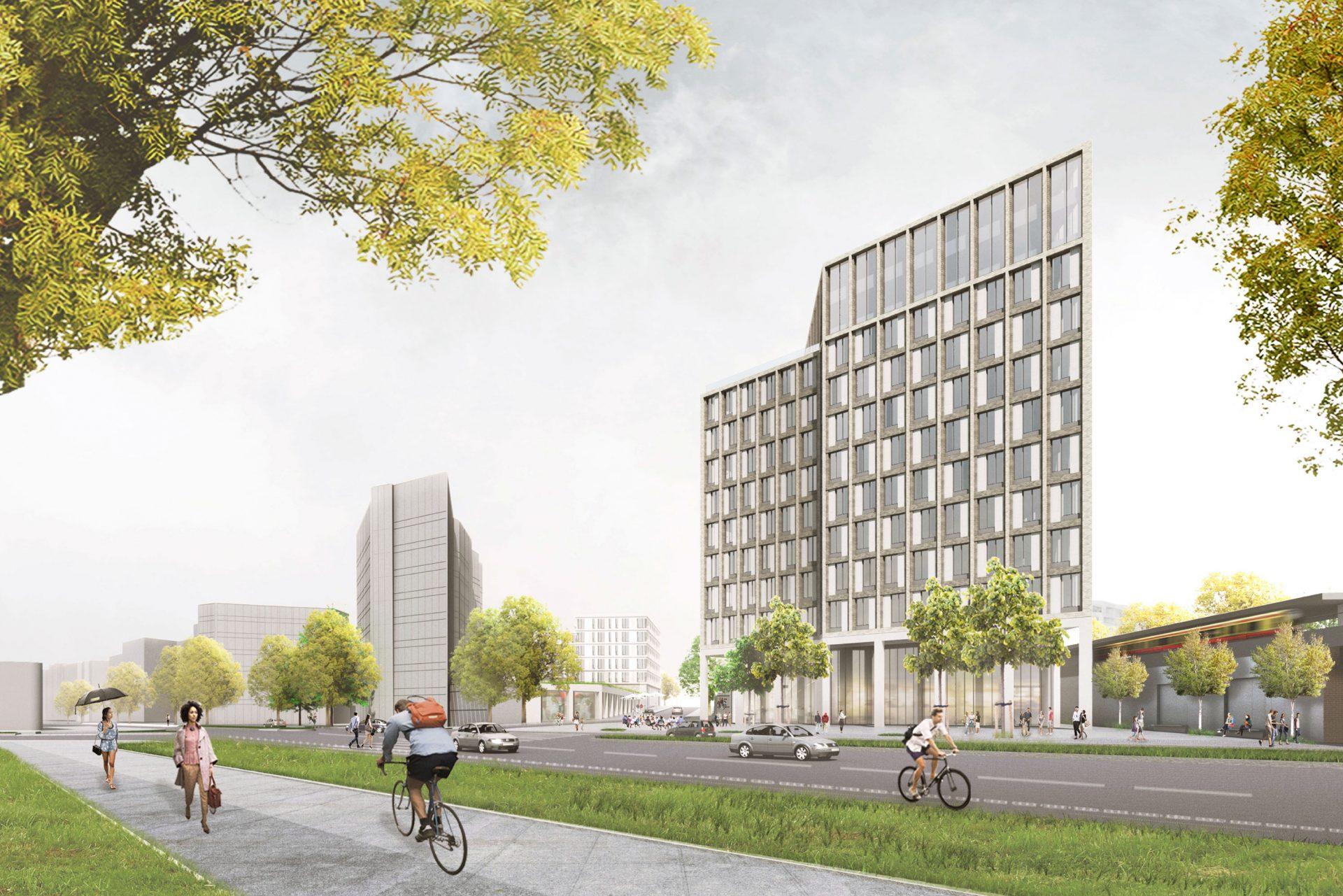 Stadtquartier Friedenauer Höhe Berlin