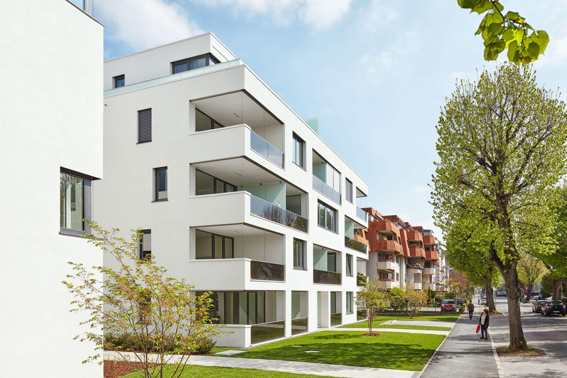 Wohnen am Lerchenhof Heilbronn