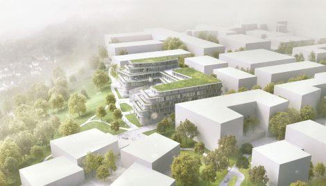 LLZ der Universität und des Klinikums der Universität Tübingen